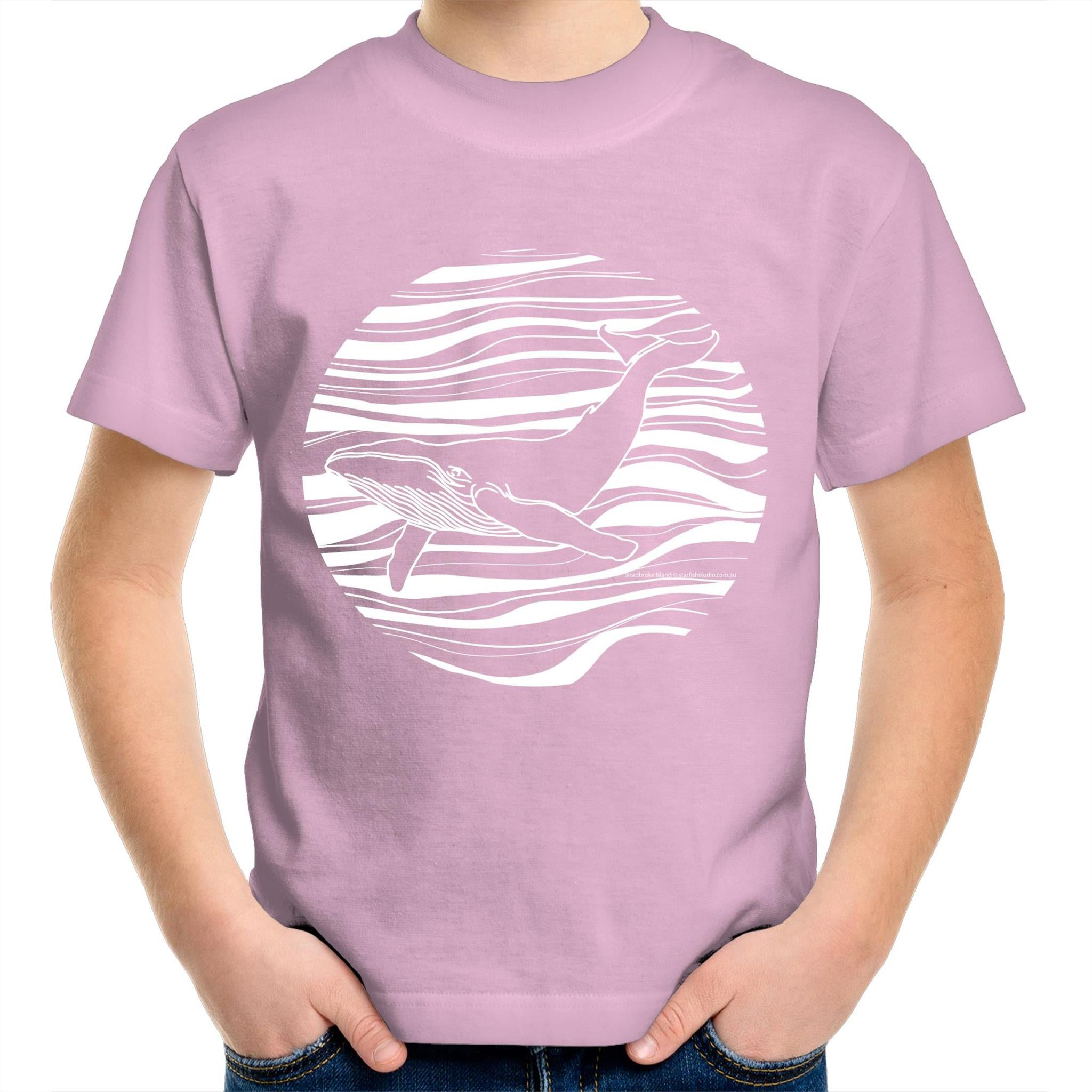 CUSTOM Kids  WHALE T-Shirt