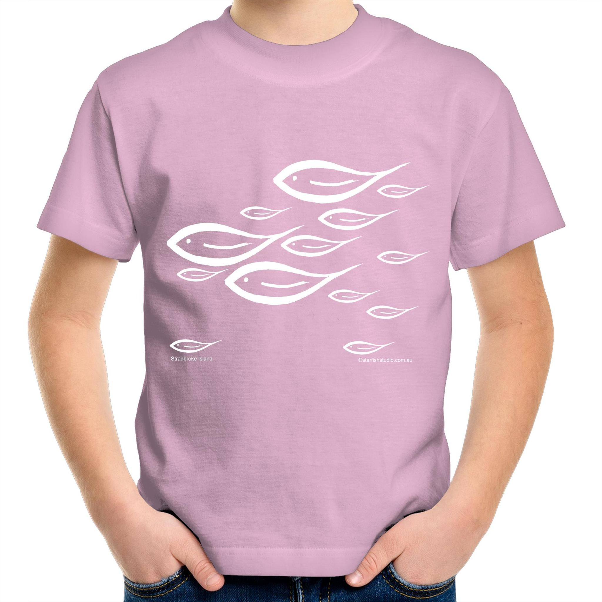 CUSTOM Kids  FISH  T-Shirt