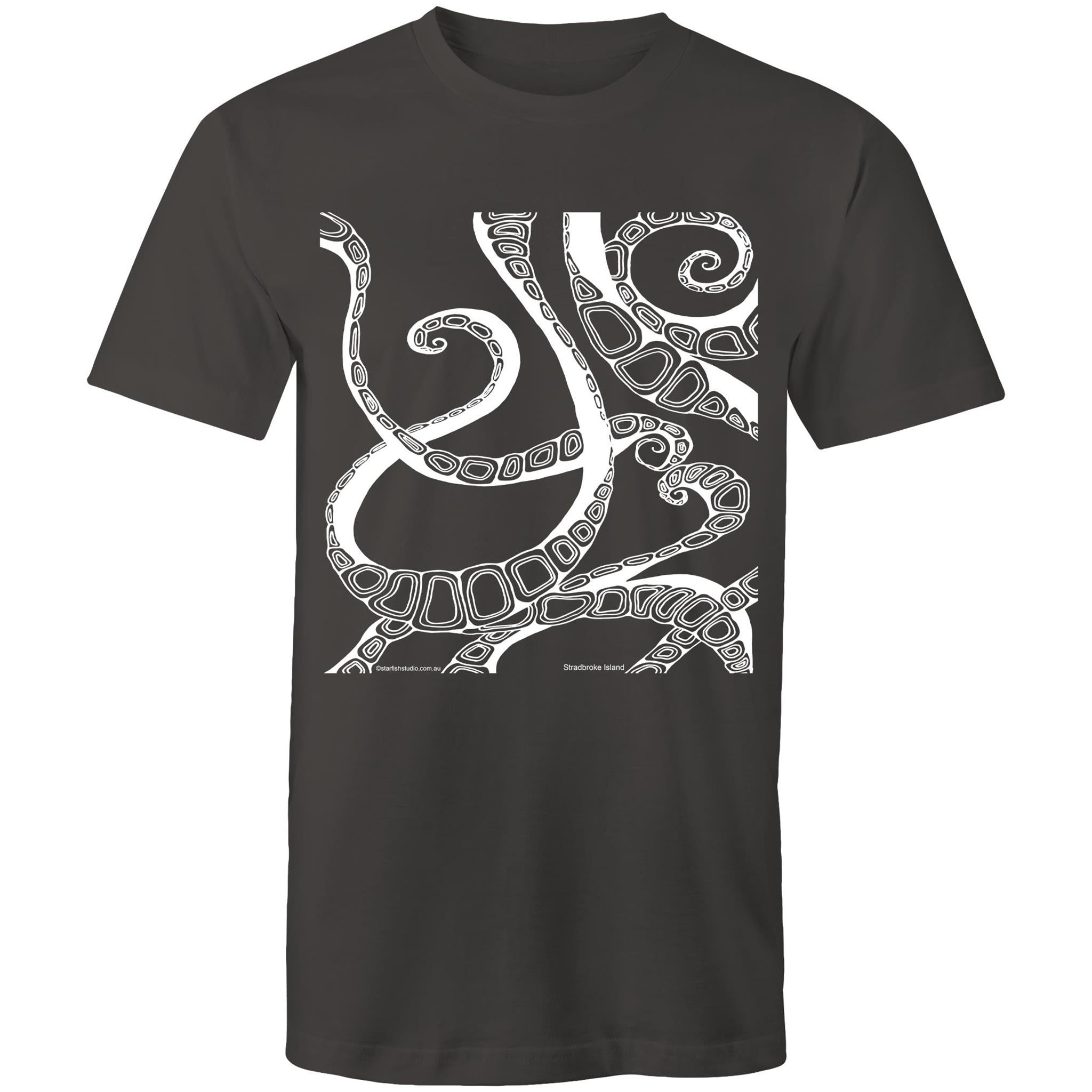 CUSTOM Unisex TENTACLES T-Shirt