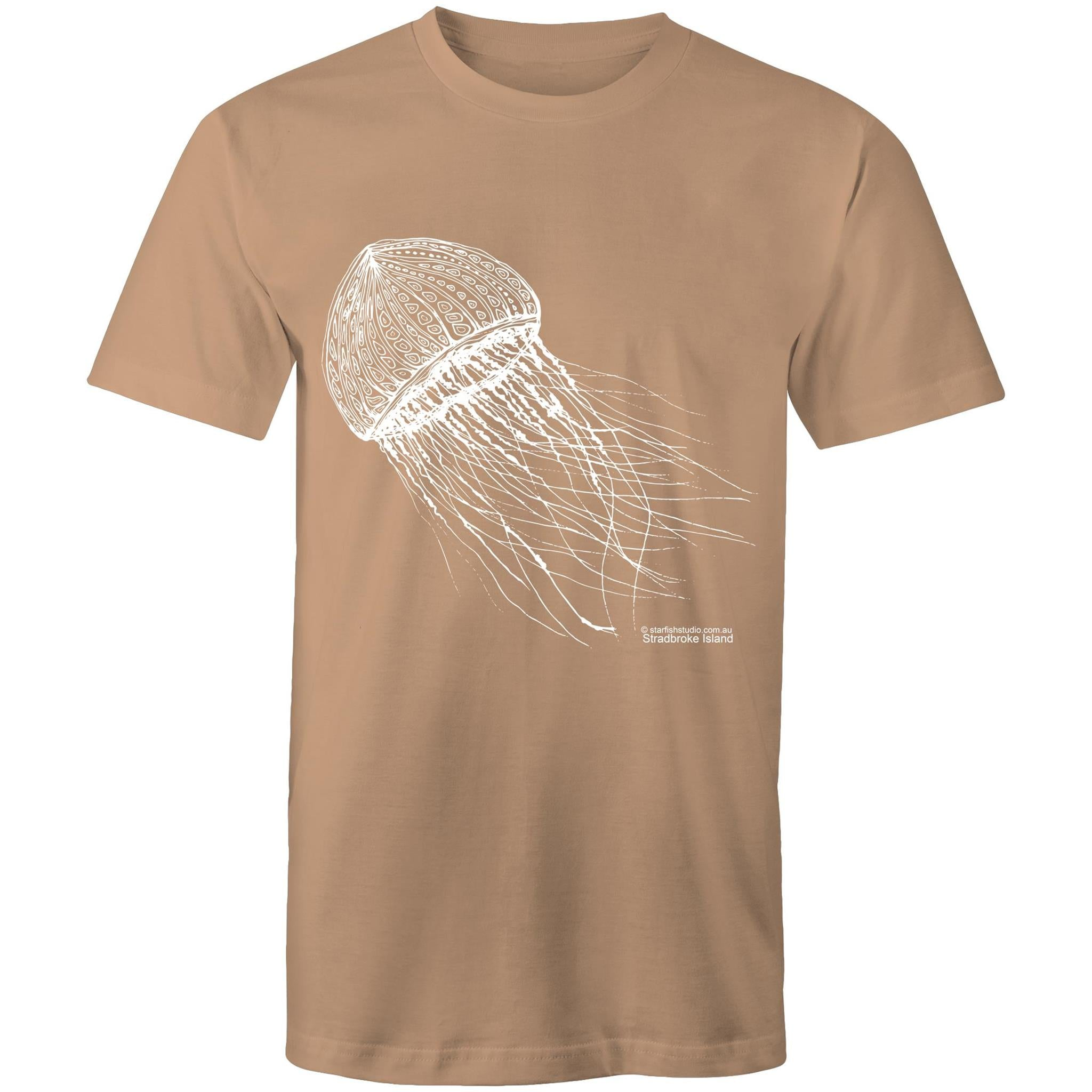 CUSTOM Unisex SINGLE JELLYFISH T-Shirt