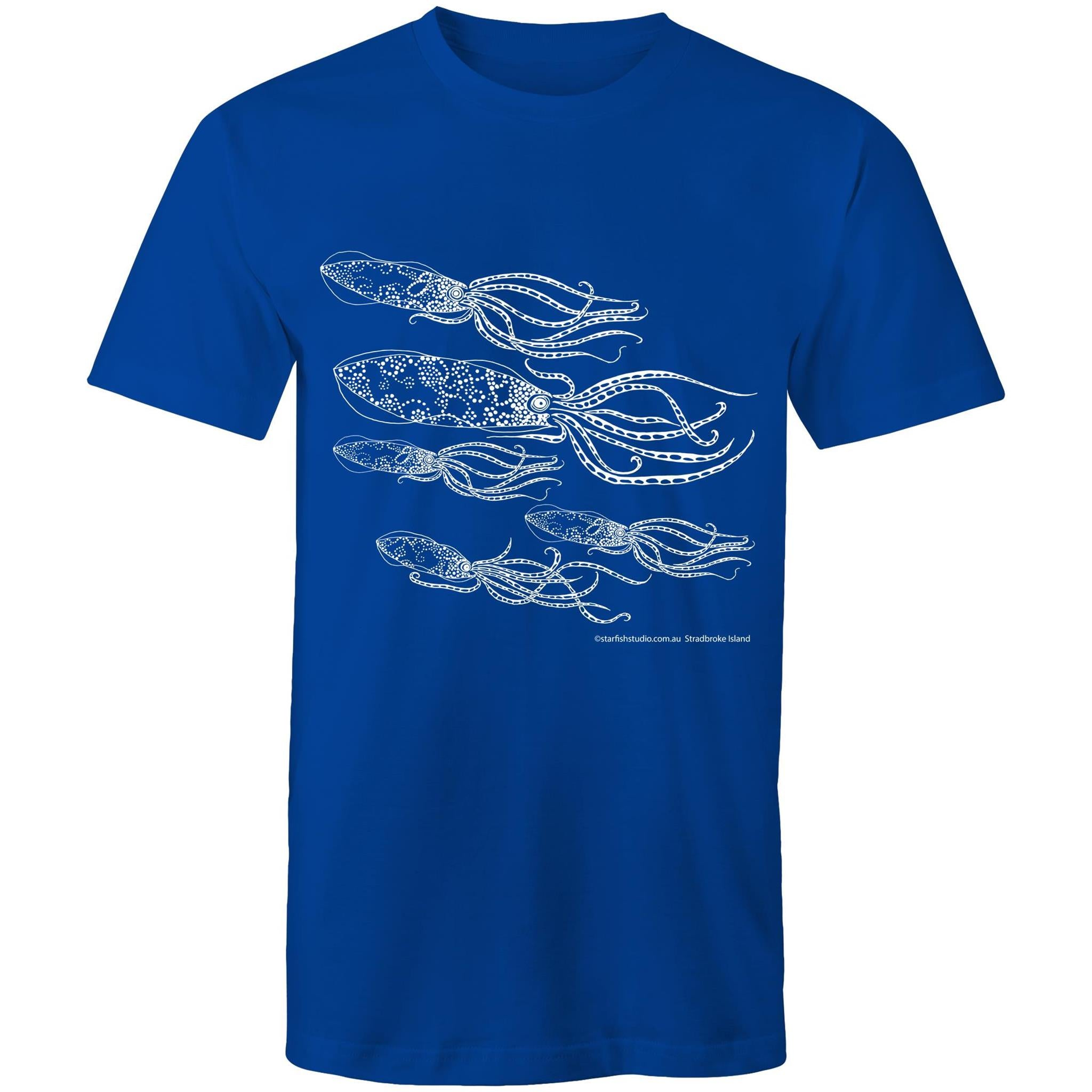 CUSTOM Unisex SQUID  T-Shirt
