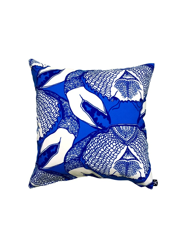 large Mudcrab, Santorini SCATTER CUSHION CANVAS