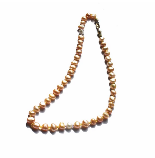 pearls necklace briwok jewellery stradbroke