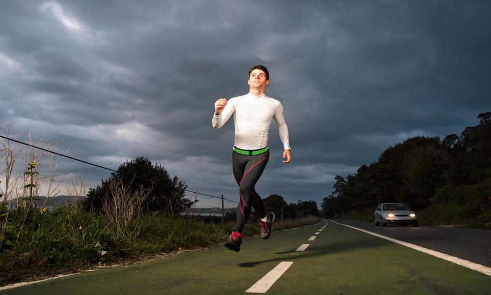 10 Tips On How To Be Visible & Safe When Running in the Dark