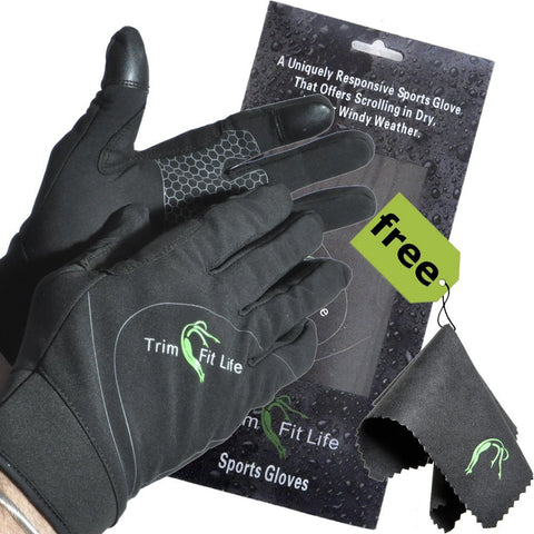 SportyGlove- Multi Use Running/Sports Gloves