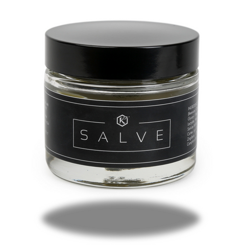 SALVE- Unique Bi-Bong™ Herbal Formula With Hemp Oil