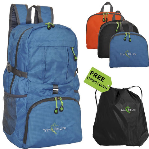 TravPack- Lightweight Packable Travel Backpack
