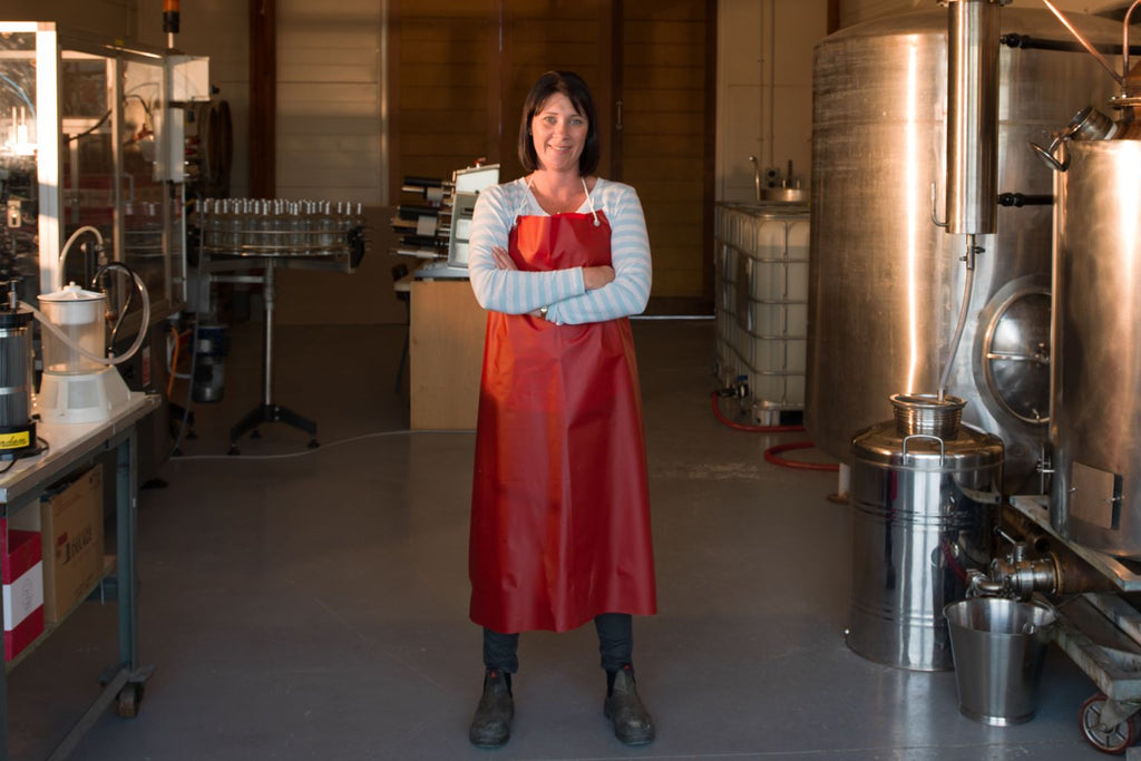 Meet Rachel Hall – Head Distiller at Lighthouse Gin