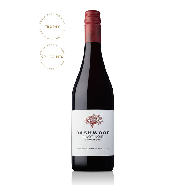 Dashwood Pinot Noir 2018 bottle shot