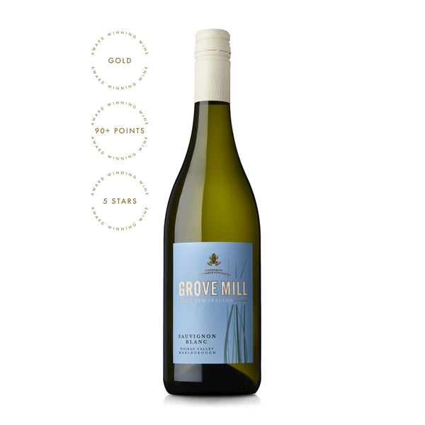 Grove Mill Sauvignon Blanc 2019 Bottle