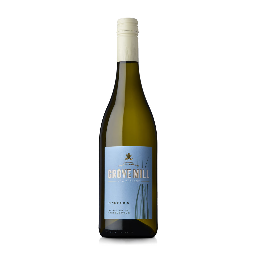 Grove Mill Pinot Gris Bottle