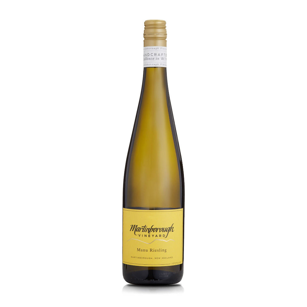 Martinborough Vineyard Manu Riesling 2018