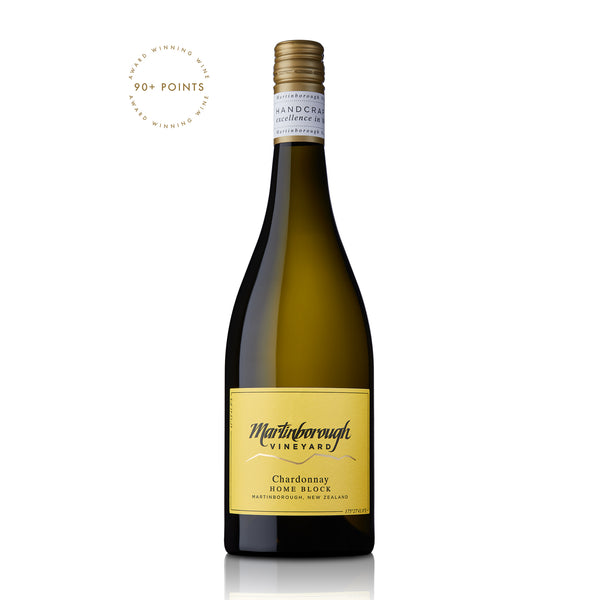 Martinborough Vineyard Home Block Chardonnay2018