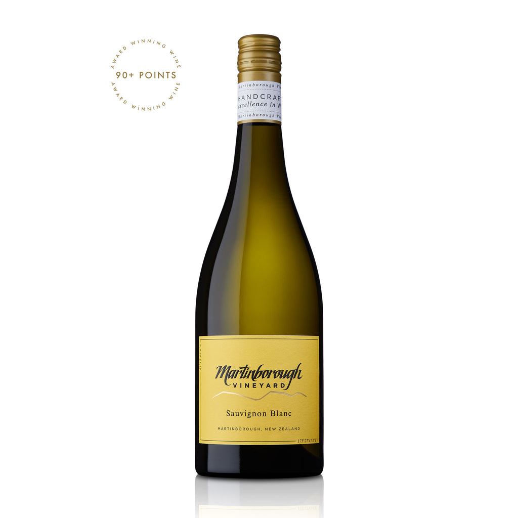 Martinborough Vineyard Sauvignon Blanc Bottle