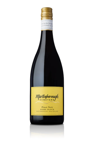 Martinborough Vineyard <br> 2016 Home Block Pinot Noir - 6 Bottles