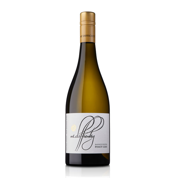 Mt Difficulty Pinot Gris Wine bottle