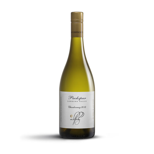 MT DIFFICULTY Packspur Chardonnay 2018 6 Bottles