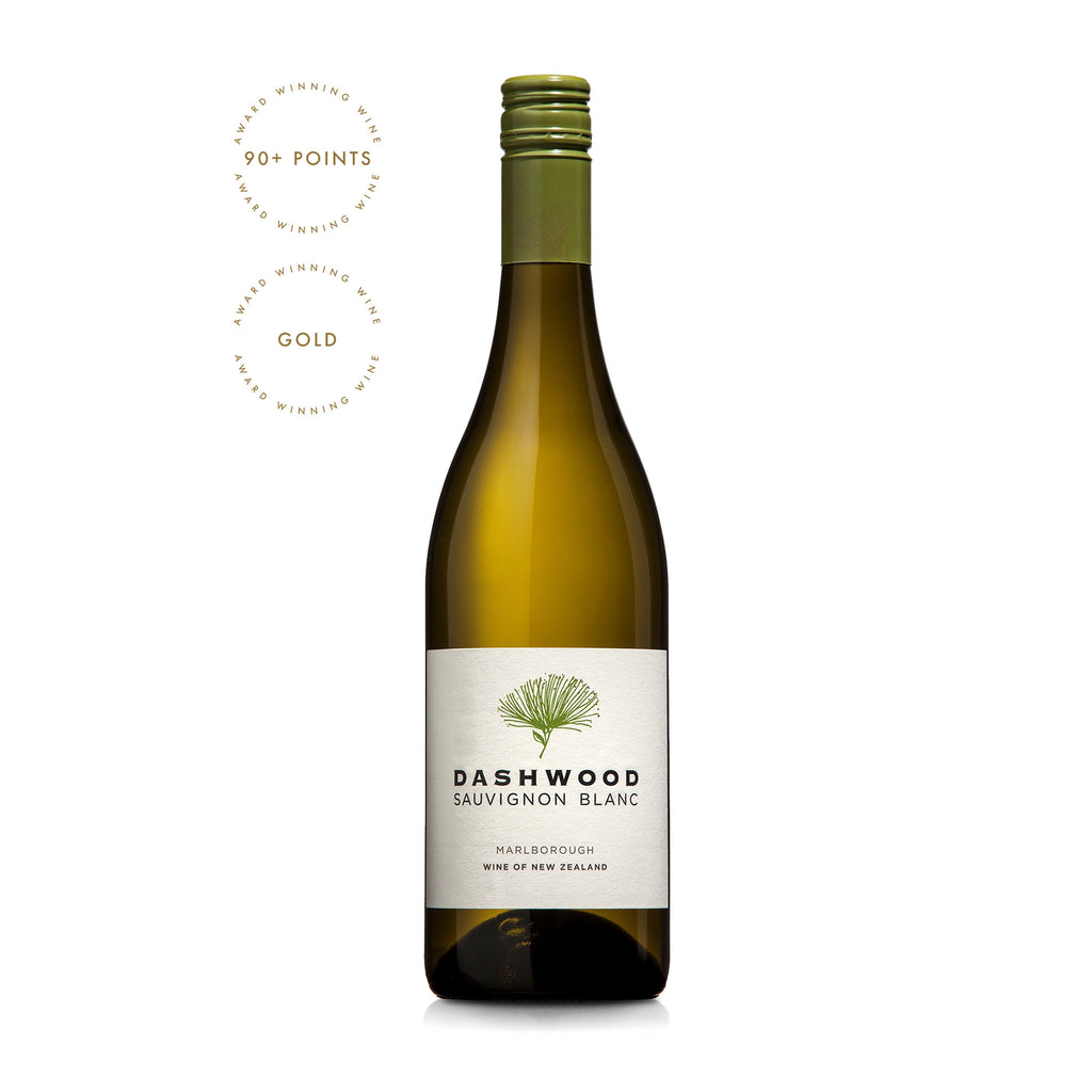 Dashwood Sauvignon Blanc Bottle Shot