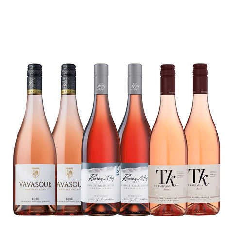 Regional Rosé Collection <br> - 6 bottles