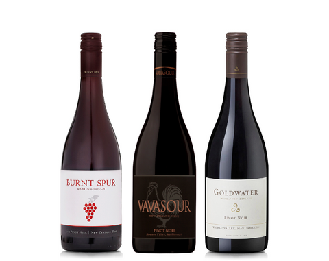 Pinot Noir Mixed Six Pack - 6 bottles
