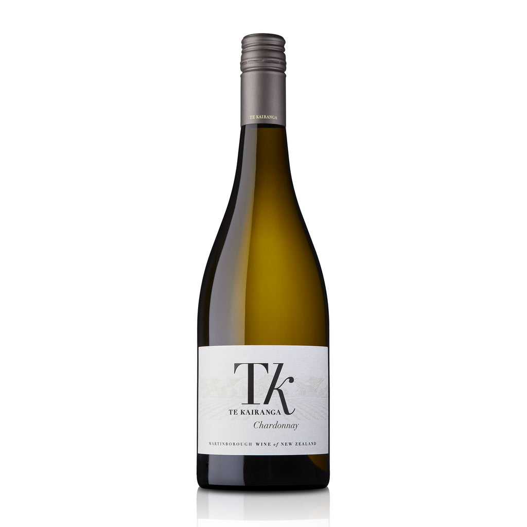 Te Kairanga Estate Chardonnay 2019 Bottle