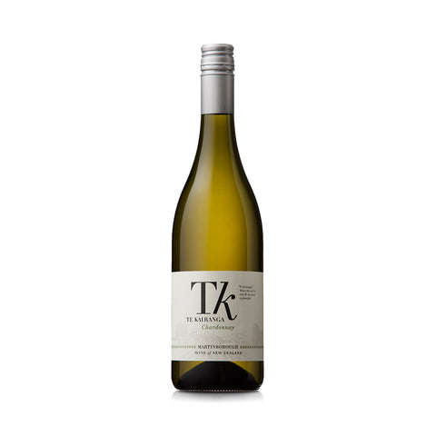 Te Kairanga Estate <br> 2018 Chardonnay - 6 Bottles