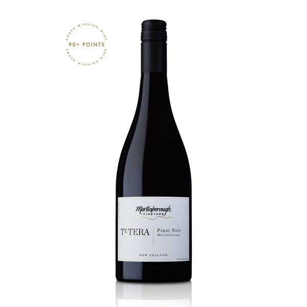 Martinborough Vineyard Te Tera Pinot Noir Bottle