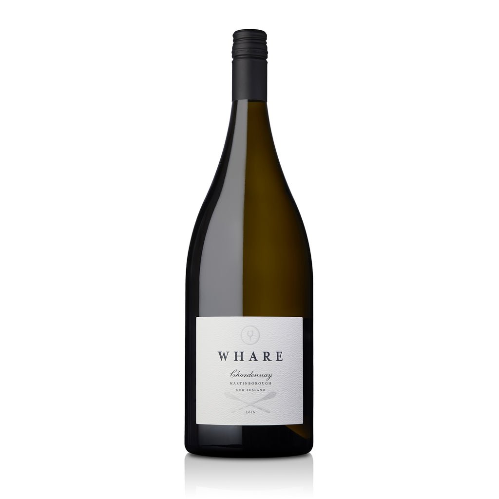 Whare Chardonnay 2016 Magnums