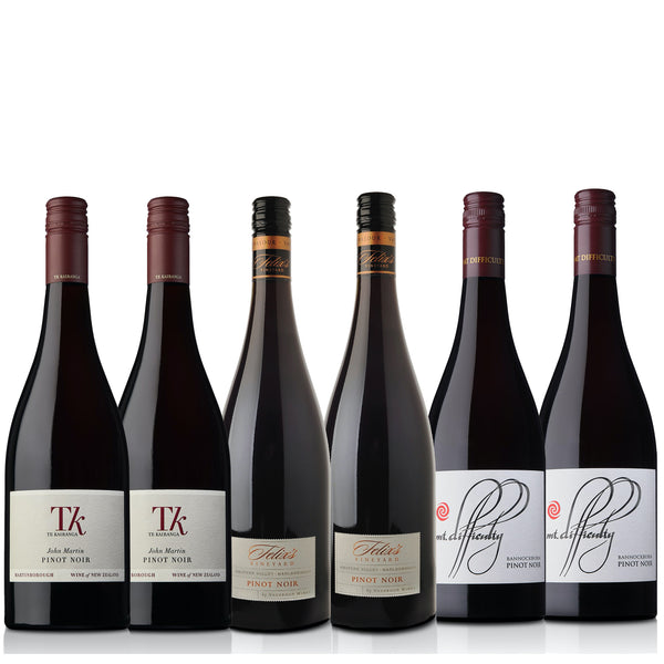 Pinot Noirs of New Zealand