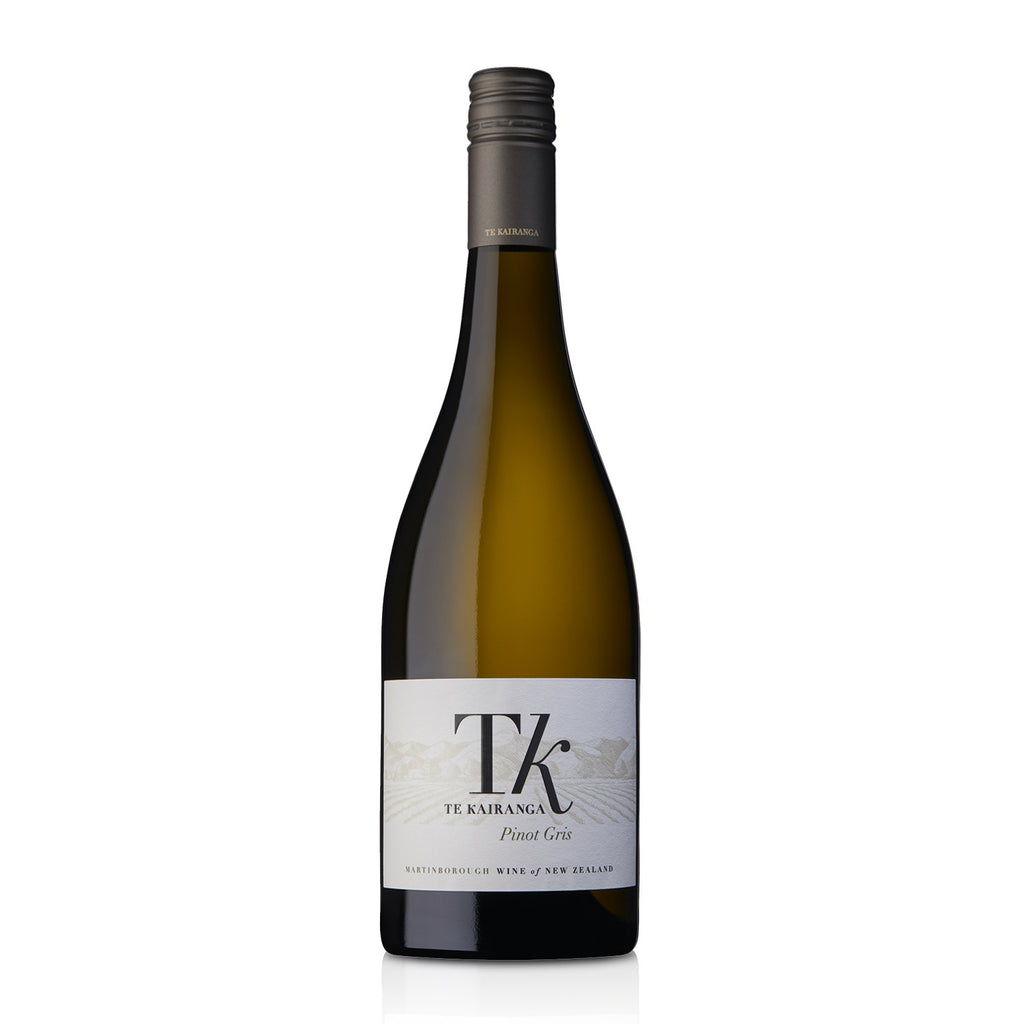 Te Kairanga Pinot Gris 2020 bottle shot