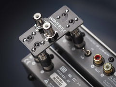 Rigid Y cross connect (for Schiit Stack) v3