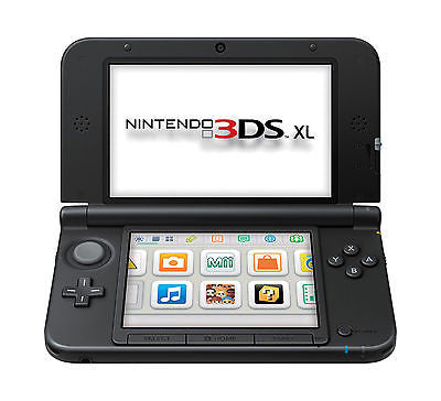 Nintendo 3DS XL (Blue/Black) New