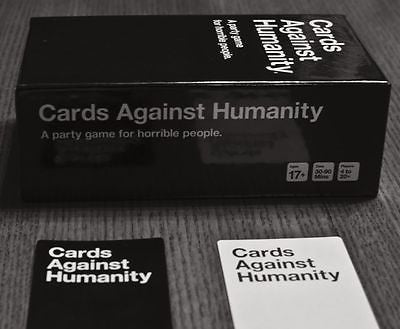 Cards Against Humanity, 550 Card Base Set