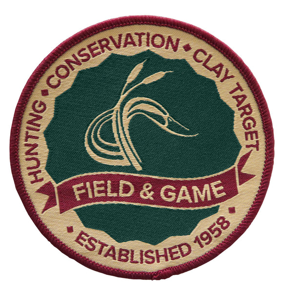 FGA Cloth Badge