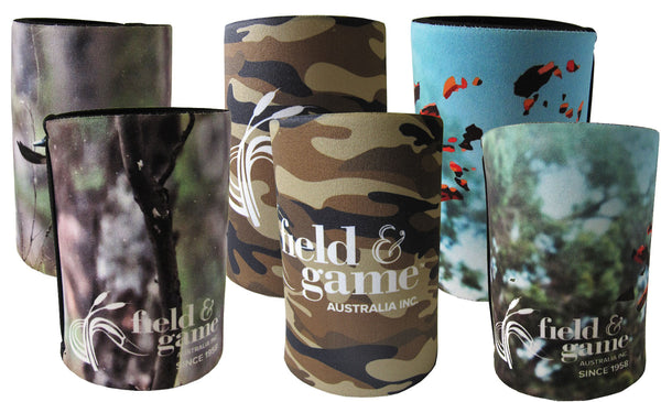 Six Pack Stubby Holders