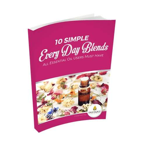 10 Simple Every Day Blends - Instant Essentials