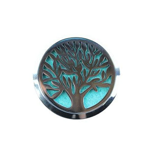 (2 Pack) Beautiful 40 mm Tree of Life Car Diffuse -Bigest - Instant Essentials