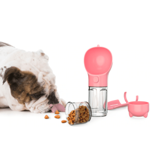 3 in 1 drinking bottle - the perfect dog companion (30% discount) - Instant Essentials