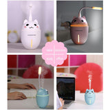3 in 1 Ultrasonic Humidifier USB - Instant Essentials