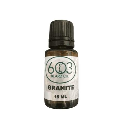 603 Granite Beard Oil - The Foundation - Instant Essentials