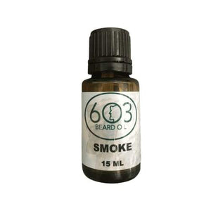 603 Smoke Beard Oil - Smokey Confidence - Instant Essentials