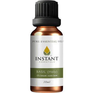 Basil Essential Oil (Holy) - Instant Essentials