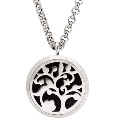 Blooming Tree Aromatherapy Diffuser Necklace - Instant Essentials