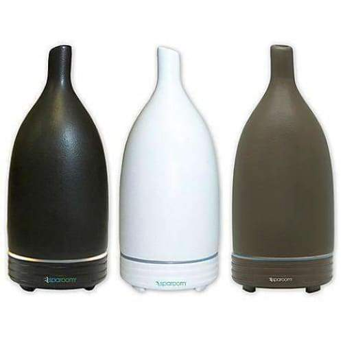 Ceramic Ultrasonic Essential Oils Diffuser Humidifier - Instant Essentials