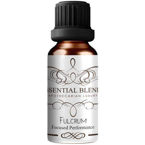 Fulcrum Concentration Focused Performance Artisanal Essential Oil Blend - Instant Essentials
