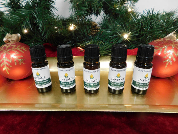 Holiday Oil Bundle - Instant Essentials