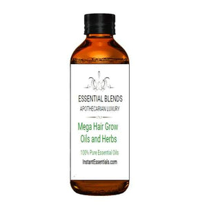 Home Made Super Grow Hair Elixir Oil - Instant Essentials