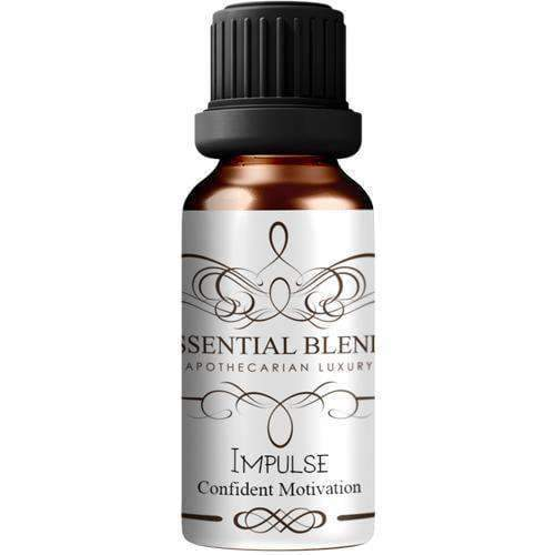 Impulse - Confident Motivation Artisanal Essential Oil Blend - Instant Essentials