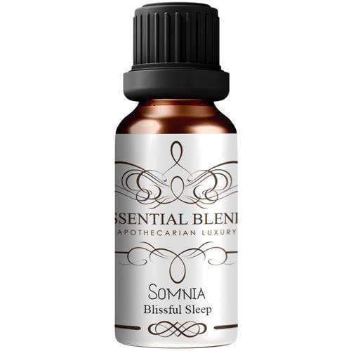 Insomnia Somnia - Blissful Sleep Artisanal Essential Oil Blend - Instant Essentials