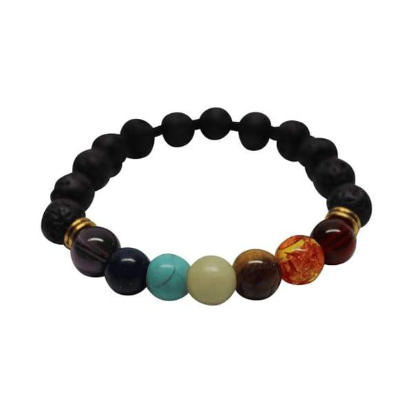 Kids Youth Lava Rock Bracelet (2 PACK) BOGO Special - Instant Essentials